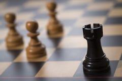 Παιχνίδι στρατηγικής Στοκ Εικόνα