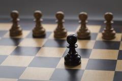 Παιχνίδι στρατηγικής Στοκ Εικόνες