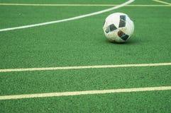 Παιχνίδι του ποδοσφαίρου Στοκ Εικόνα
