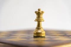 Παιχνίδι του σκακιού Στοκ φωτογραφία με δικαίωμα ελεύθερης χρήσης