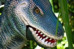 Παιχνίδι τυραννοσαύρων Στοκ εικόνα με δικαίωμα ελεύθερης χρήσης