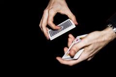 Παιχνίδι των χεριών Στοκ φωτογραφία με δικαίωμα ελεύθερης χρήσης