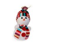 Παιχνίδι χιονανθρώπων Στοκ Εικόνα