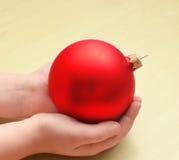 Παιχνίδι Χριστουγέννων Στοκ Φωτογραφίες