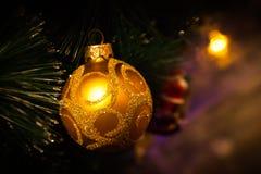 Παιχνίδι Χριστουγέννων Στοκ Εικόνες
