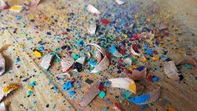 Παιχνίδι χρωμάτων Στοκ Εικόνα