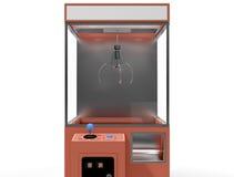 Παιχνίδι Arcade νυχιών Στοκ Φωτογραφία