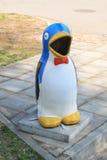 Παιχνίδι penguin Στοκ Εικόνες