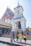 Παιδάκι σε Wat Kanlayanamit Στοκ Εικόνα