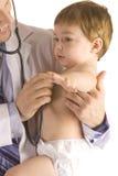 παιδίατρος Στοκ φωτογραφία με δικαίωμα ελεύθερης χρήσης