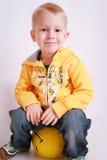 παιδί αγοριών Στοκ εικόνες με δικαίωμα ελεύθερης χρήσης