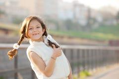 παιδί ευτυχές Στοκ Φωτογραφία