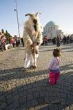 Παιδί και Buso Στοκ εικόνες με δικαίωμα ελεύθερης χρήσης