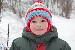 παιδί λίγο χαμόγελο Στοκ εικόνες με δικαίωμα ελεύθερης χρήσης