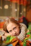 παιδί λυπημένο Στοκ φωτογραφία με δικαίωμα ελεύθερης χρήσης