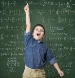 παιδί μεγαλοφυίας στοκ εικόνα με δικαίωμα ελεύθερης χρήσης