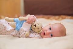 Παιδί μικρών παιδιών Στοκ φωτογραφία με δικαίωμα ελεύθερης χρήσης