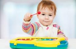 παιδί ομορφιάς Στοκ φωτογραφίες με δικαίωμα ελεύθερης χρήσης
