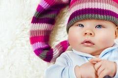 Παιδί ομορφιάς Στοκ εικόνα με δικαίωμα ελεύθερης χρήσης