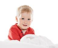 Παιδί στο σπίτι Στοκ φωτογραφία με δικαίωμα ελεύθερης χρήσης