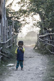 Παιδί του χωριού Στοκ Εικόνες
