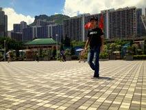 Παιδί Χονγκ Κονγκ Στοκ Φωτογραφία
