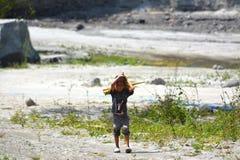 Παιδί Aeta Στοκ Εικόνες