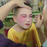 Παιδί makeup Στοκ Εικόνες