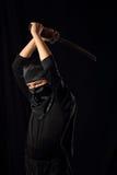 Παιδί Ninja Στοκ φωτογραφίες με δικαίωμα ελεύθερης χρήσης