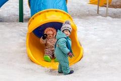 παιδιά λίγα Στοκ Εικόνες
