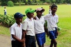 Παιδιά από τη Σρι Λάνκα Στοκ φωτογραφία με δικαίωμα ελεύθερης χρήσης