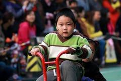 Παιδιά σε αποκριές Στοκ Φωτογραφία
