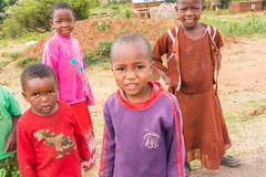 Παιδιά στην Τανζανία Στοκ φωτογραφίες με δικαίωμα ελεύθερης χρήσης