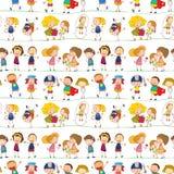 Παιδιά ελεύθερη απεικόνιση δικαιώματος