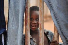 Παιδιά Mopti Στοκ εικόνα με δικαίωμα ελεύθερης χρήσης