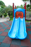 Παιδιά slideway στοκ εικόνες