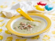 Παιδικές τροφές στοκ φωτογραφία με δικαίωμα ελεύθερης χρήσης