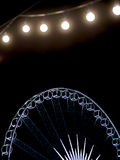 Παιδική ηλικία ροδών Ferris Στοκ Εικόνες
