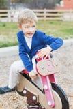 παιδική χαρά κατσικιών Στοκ Φωτογραφία