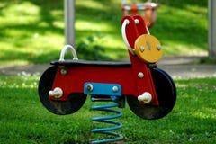 παιδική χαρά s παιδιών Στοκ εικόνες με δικαίωμα ελεύθερης χρήσης