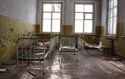 Παιδικός σταθμός του Τσέρνομπιλ Στοκ φωτογραφίες με δικαίωμα ελεύθερης χρήσης