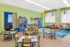 Παιδικός σταθμός, δωμάτιο μελέτης Στοκ Εικόνα