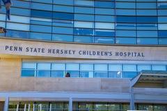 Παιδικό νοσοκομείο κρατικού Hershey Penn Στοκ Εικόνες