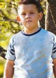 Παιδιών Cutte υπαίθριο Στοκ Εικόνες