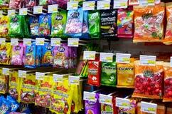 Πακέτα των γλυκών στοκ φωτογραφίες με δικαίωμα ελεύθερης χρήσης