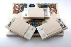 Πακέτα των τραπεζογραμματίων Στοκ φωτογραφία με δικαίωμα ελεύθερης χρήσης