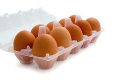 πακέτο αυγών Στοκ Εικόνες