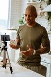 Πακέτο εκμετάλλευσης αθλητικών τύπων των συμπληρωμάτων για τα bodybuilders στοκ εικόνες