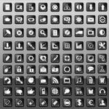 Πακέτο κουμπιών Στοκ Εικόνες