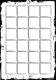πακέτο συνόρων διανυσματική απεικόνιση